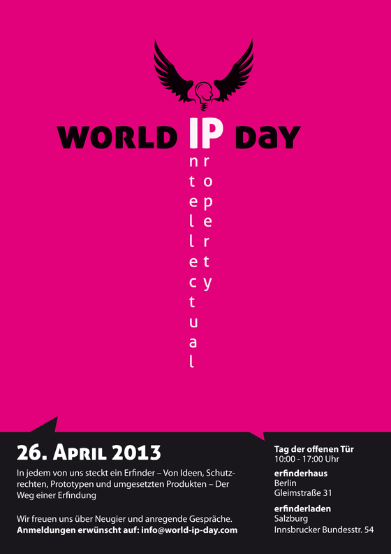 World IP Day 2013